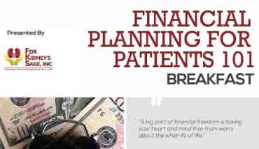 Financial Planning for Kidney Patients