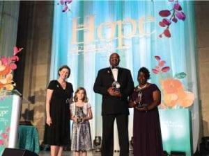 2015 National Hero Of Hope